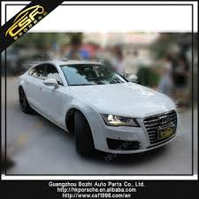 audi a7 kit accretion kit for audi a7 in rs7 style with pp buy kit