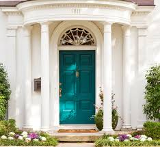 Exterior Door Paint Colours 28 Lovely Colored Front Doors Door Paint Colors Front Doors And