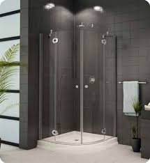 18 best platinum shower door by fleurco images on pinterest