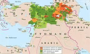 impero ottomano la questione armena