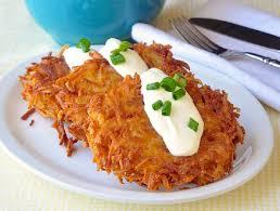 latke mix potato latkes recipes how to make easy pancakes on hanukkah