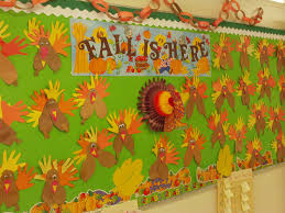 minichargers pre kinder november bulletin board
