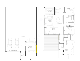 open house plans 100 four bedroom house floor plans 4 bedroom