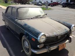 peugeot buy back program 1968 peugeot 404 for sale one owner all original