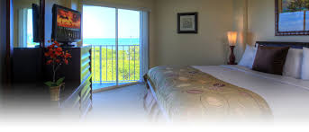 florida keys suites accommodations ocean pointe suites at key suite s living room with ocean view