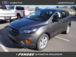 suv ford escape 2018 new ford escape s fwd at landers serving little rock benton