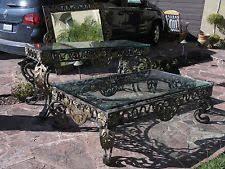 glass living room table sets ebay