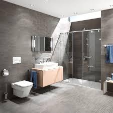 badezimmer in grau badezimmer grau design awesome auf moderne deko ideen mit fliesen 8