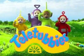 teletubbies twenty handbags