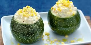 cuisiner courgette ronde courgette ronde farcie facile facile et pas cher recette sur