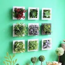 aliexpress com buy new design 3d metope succulent plants