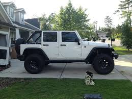jeep lifted 6 inches for sale rough country 3 25