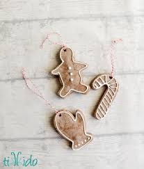 best 25 gingerbread salt dough ideas on cinnamon