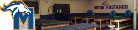 Athletic Training Tables Athletic Training Milton Academy