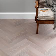 Herringbone Laminate Flooring Uk Woodpecker Goodrich Herringbone Feather Oak Brushed U0026 Uv Matt
