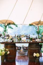 alcoholic drinks at a bar 25 cute drink station wedding ideas on pinterest drinks at