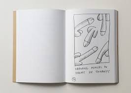 it s that keith haring s playful drawings about