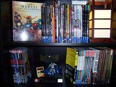 Batman Bookcase This Is My Batman Bookcase Where I Keep All Of My Graphic Novels