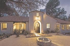 revival homes hacienda style homes home designs plans small revival