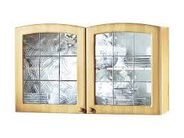 hängeschrank küche glas küchen hängeschrank raute glas 2 türig 100 cm breit buche