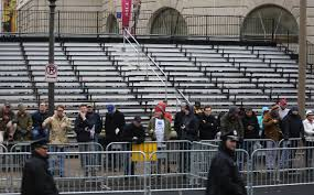 picture of inauguration crowd sharing these photos of the sparse inauguration