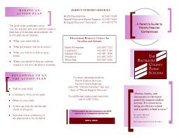 awesome teacher brochure template software game us
