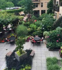 Urban Garden Mixing Urban Style Design And Nature