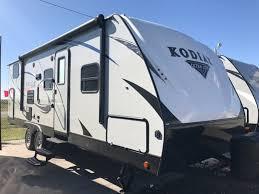 kodiak ultra light travel trailers for sale 2018 dutchmen kodiak ultra lite 255bhsl stock 102399 floyd s