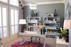 home office dream space stonecrop sister in feminine home office
