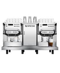 pro machine aguila 420 coffee machine nespresso pro