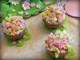 Happy Birthday Bouquet Auguri Alessandra By Rosecake On Deviantart