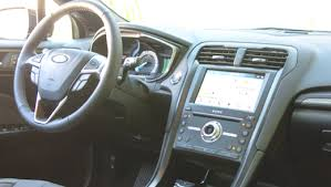 Taurus Sho Interior 2019 Ford Taurus Sho Review Ford Trend