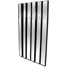 luciano bertoncini u0027gronda u0027 mirror coat rack 18 wall elements