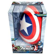 captain america shield light target marvel 3d wall nightlight captain america target