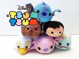 disney u0027s lilo u0026 stitch tsum tsum collection opening and review