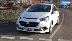 opel uae 2016 opel corsa opc 207hp drive u0026 sound 60fps youtube
