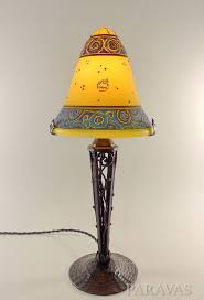 Art Deco Table Lamps 98 Best French Art Deco Table Lamps Images On Pinterest French
