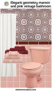 pink bathroom decorating ideas pink tile bathroom decorating ideas decorative design