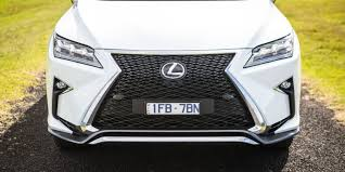 2016 lexus rx 350 f review 2016 lexus rx350 f sport review caradvice