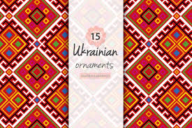 ukrainian ornaments ukrainian ornaments in patterns on yellow images creative store