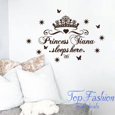 Custom Nursery Wall Decals by Online Get Cheap Crown Wall Decals Aliexpress Com Alibaba Group
