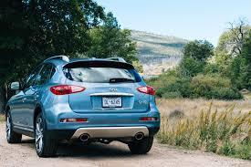 infinity car blue test drive 2016 infiniti qx50 cool hunting