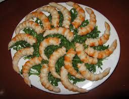 come cucinare code di gambero ricette di cucina insalata di surimi e rucola
