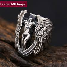 vintage svan ring holder images Rock silver rings images jpg