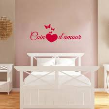 stickers citations chambre sticker citation chambre coin d amour pas cher stickers citations
