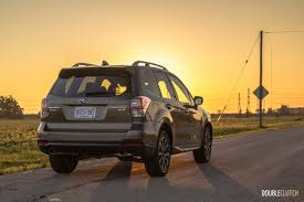 subaru forester 2018 review 2018 subaru forester xt limited doubleclutch ca
