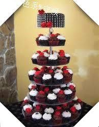 7 tier crystal clear acrylic round cup cake stand tower wedding
