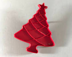christmas bell cookie cutter vintage christmas cookie