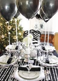 Table Party Decorations 66 Best Black And White Party Images On Pinterest Black Dessert