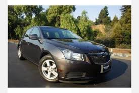 used 2014 chevrolet cruze for sale pricing u0026 features edmunds